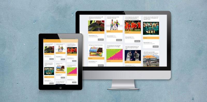 Maatwerk Online veiling applicatie