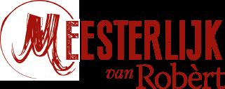Logo Meesterlijk van Robèrt
