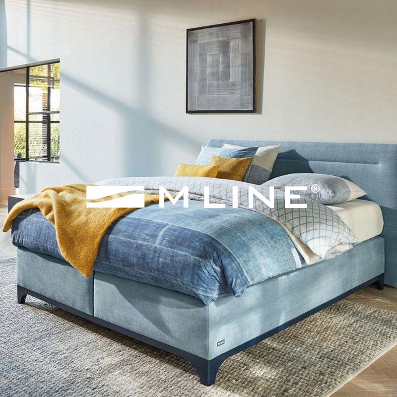 Responsive Corporate website voor M line