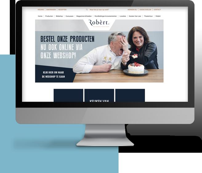 Website Robèrt van Beckhoven