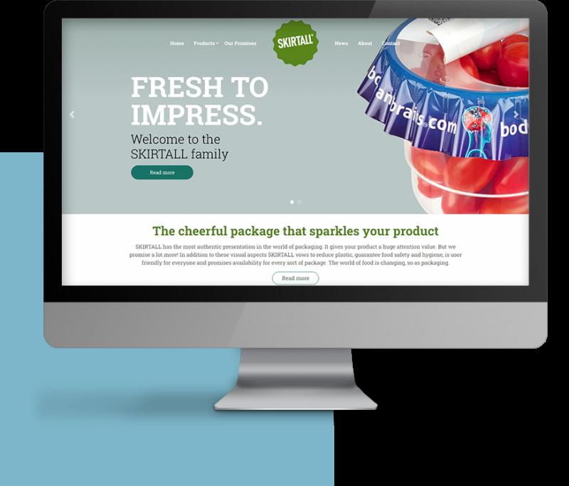 Skirtall website