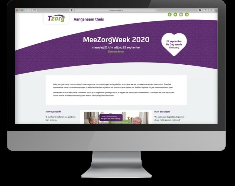 Website Tzorg meezorgweek