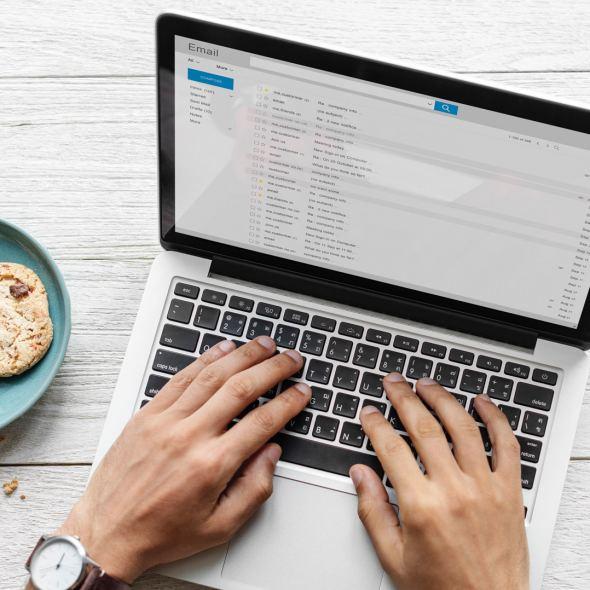 Een goede e-mailhandtekening zorgt voor meer respons