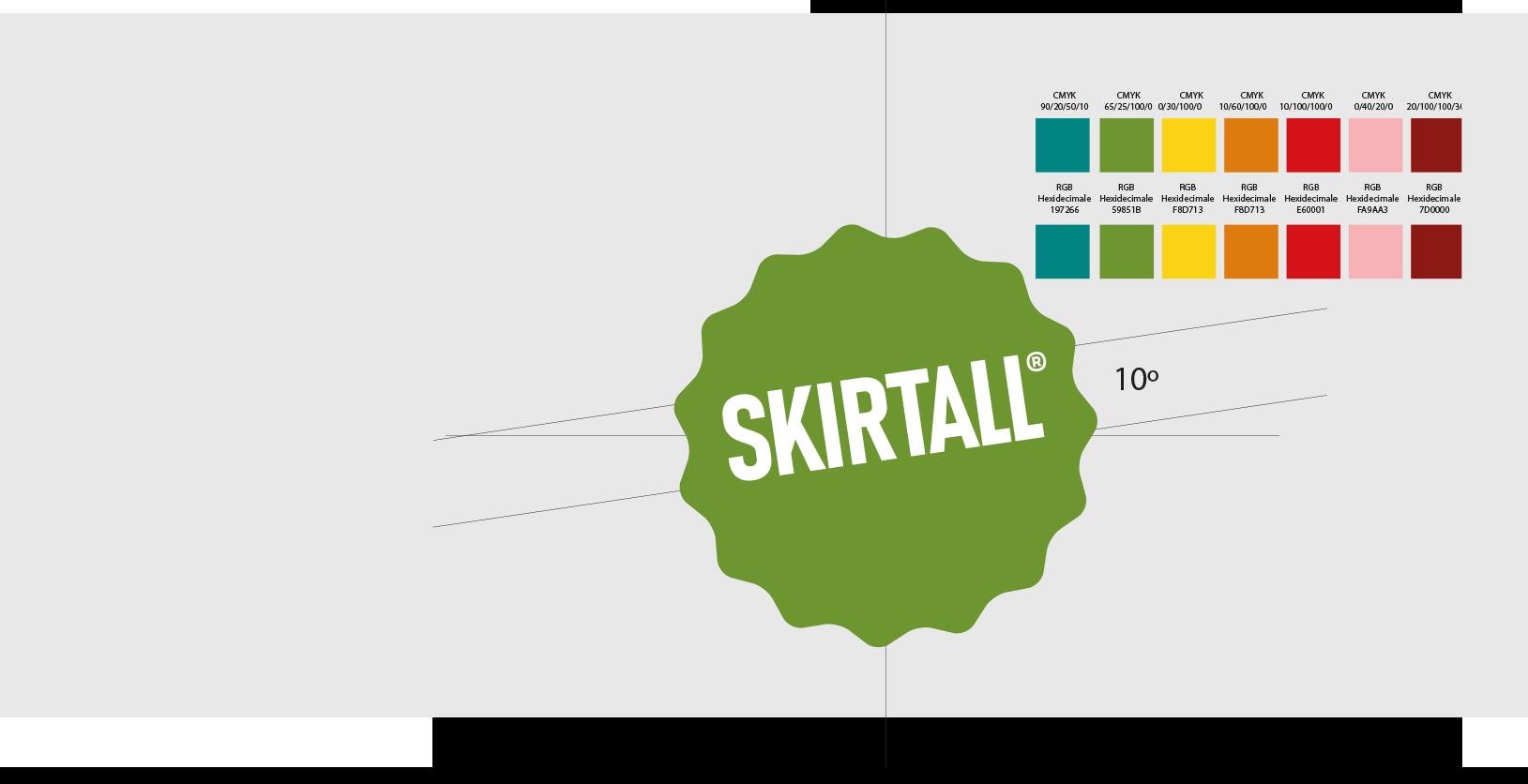 Skirtall logo