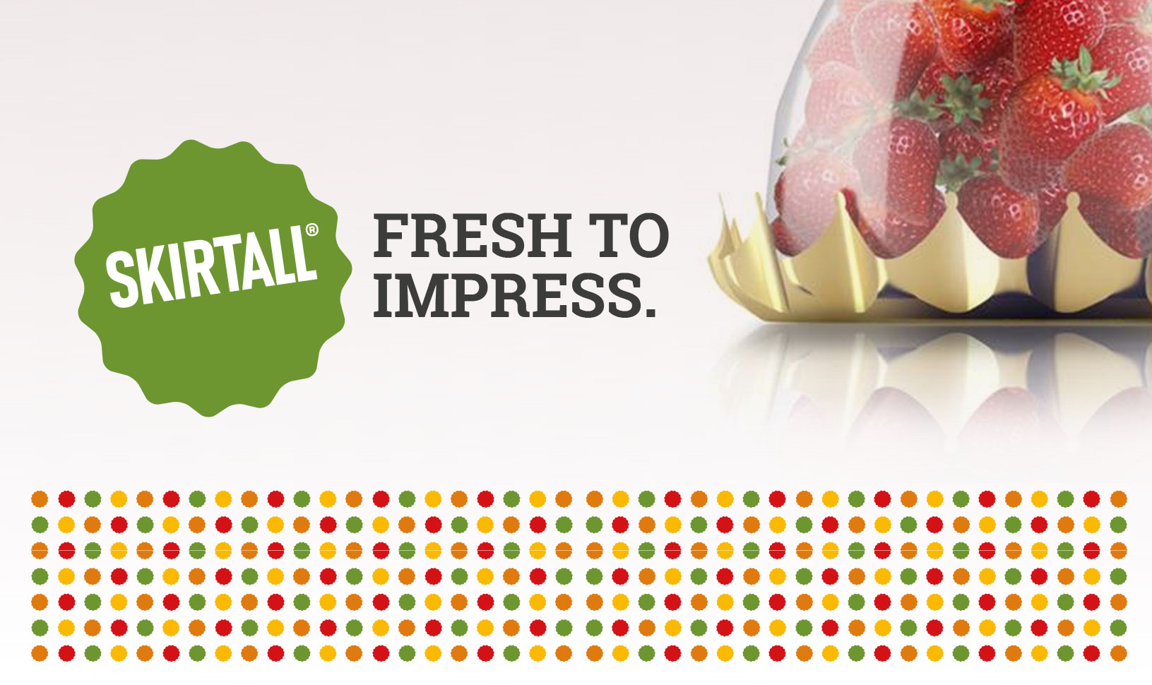 Skirtall, fresh to impress